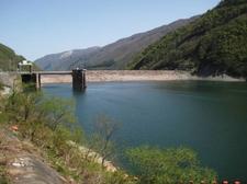 Miboro Dam And Lake
