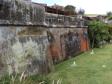 Georges Head Battery Seen From Outside