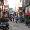Middle Lane In Khan Market