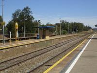 Mile End Railway Station