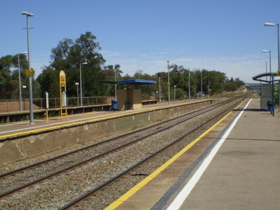 Mile End Railway Station Adelaide