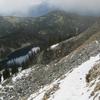 Miller Lake From Jade Lakes Trail
