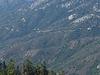 Mineral  King  Road From  Tar  Gap  Trail