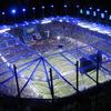 Football Stadium Based On Volksparkstadion
