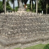 Replica Of The Borobudur Templ