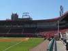 Third Base Line At Dick Howser Stadium