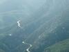 Montagu Pass Over Outeniqua Mountains