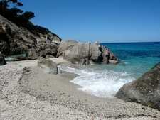 Beach Of Cala Maestra