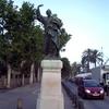 Pau Claris Monument