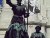 Monumento A Cervantes Madrid