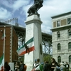 Monument Patriotes Pied Du Courant