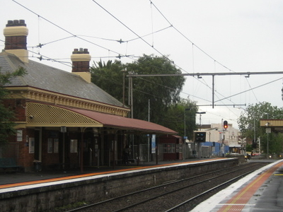 Moonee Ponds Station