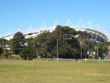 Sydney Football Stadium Exterior