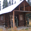 Moose Creek Shelter Cabin