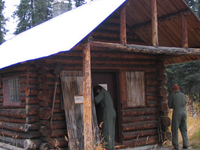 Moose Creek Cabin Guardabosques N º 19