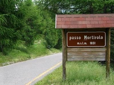 Mortirolo Pass