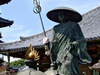 Bronze Statue Of Kukai
