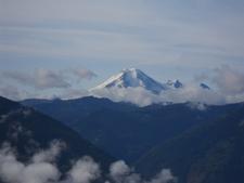 Mount Baker From Elk Mountain