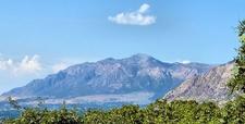 Mount Ben Lomond In Ogden, Utah