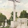 Mount Calvary Cemetery Postcard