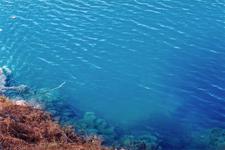 Mount Gambier Blue Lake Closeup
