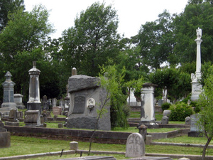 Cementerio Mount Holly
