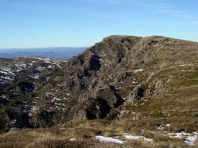 Mount  Howitt  Summit