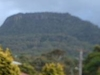 Mount Keira Seen From Keiraville