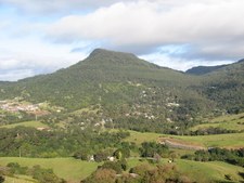 View Of Mount Kembla From Mount Nebo