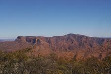 Mount Mc Kinlay Bluff And Summit