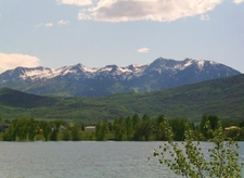 Mount Ogden From The East