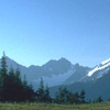 Olympic Mountains