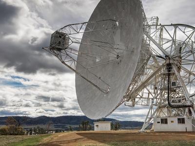 Mount Pleasant Radio Observatory