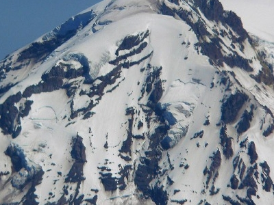 Mount  Rainer  Liberty  Cap