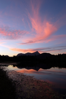Mount Warning Clarrie Hall Dam