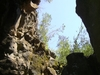 Mouth Of Lava River Cave