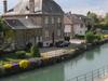 Canal De La Meuse At Mouzon