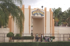 Movie World Entrance Gate