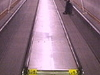 Moving Sidewalk Of Beaudry Station