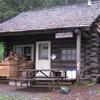 Mowich Lake Patrol Cabin
