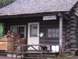 Mowich Lake Cabin Patrol