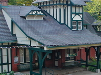 Mount Airy Station