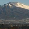 Mount Asama December 2005