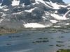 Mt  Banner And  Thousand  Island  Lake