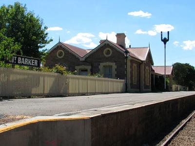 Mt Barker Railway Station