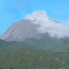 Mount Bulusan In Activity