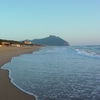 Mt Circeo From Sabaudia Beach