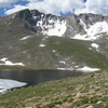 Mount Evans And Summit Lake