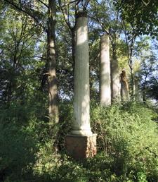 Mount Ida Ruins In 2010