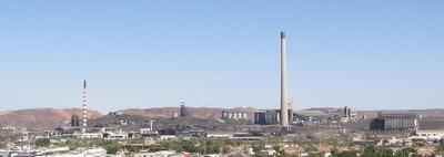 Mt Isa Mines Qld
